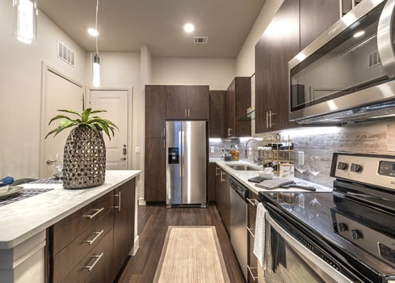 Stainless Steel Appliances at Windsor Turtle Creek, Texas, 75219