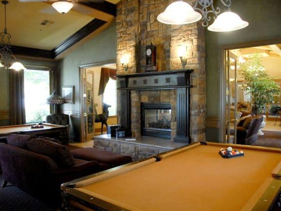 Ideal Game Room at Dartmouth Tower at Shaw, California