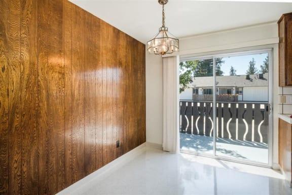Patio Area at Scottsmen Too Apartments, Clovis, 93612