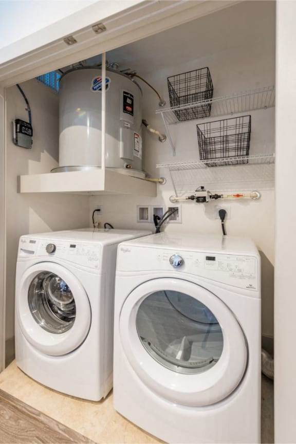 Washer & Dryer in Every Home at Northshore Austin, Texas, 78701