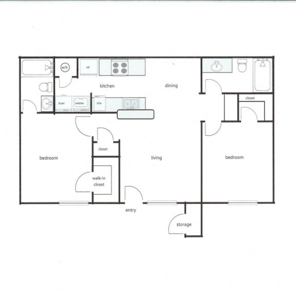 2x2 - Phase II (858 sq ft)