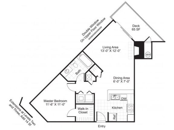 Floor Plan  A2 floor plan