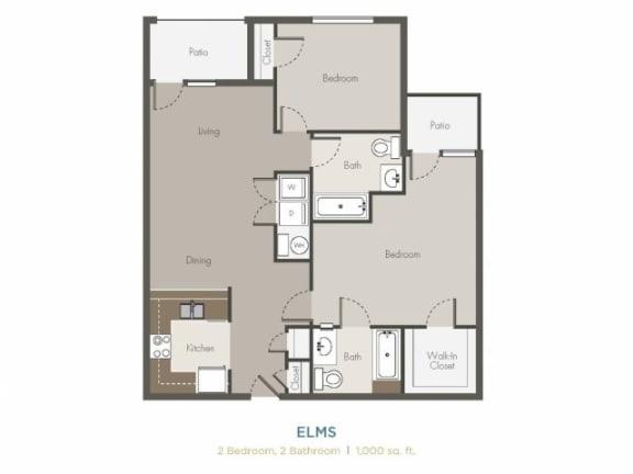 Elms Floor Plan