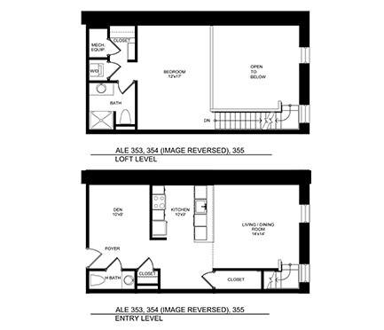 Floor Plan  ADL8