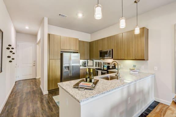 kitchen uptown dallas apartments