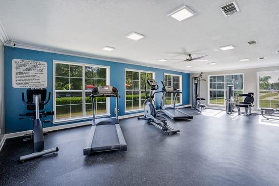 On-Premise Fitness Center