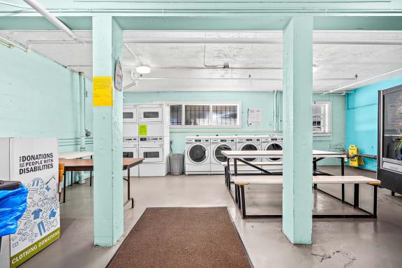 John Winthrop - Laundry Room
