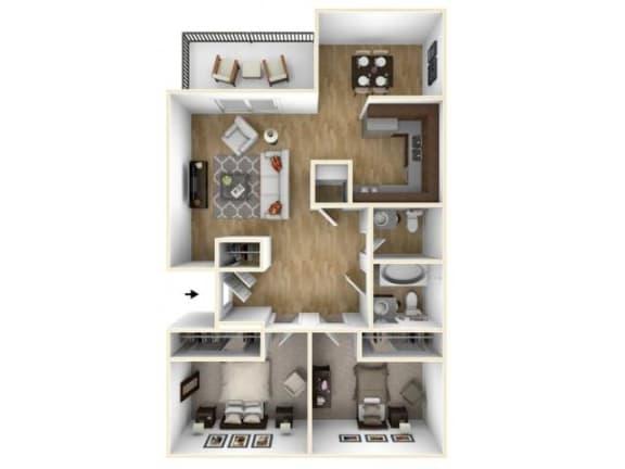 Floor Plan  3x1.5