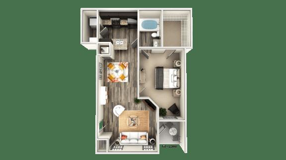 Floor Plan  A3 LOWER