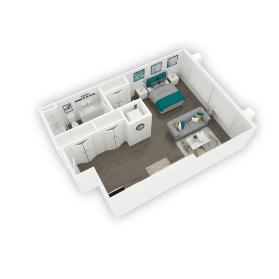 Floor plan Stockweel