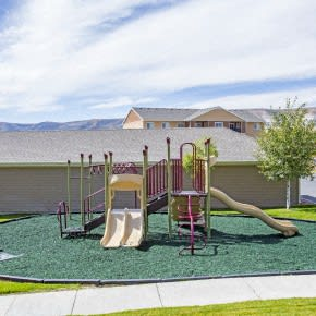 Playground at The Preserve at Rock Springs, Rock Springs