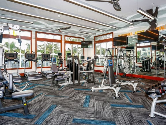 State Of The Art Fitness Center at Oasis at Shingle Creek, Kissimmee, FL, 34746