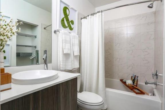 Luxurious Bathroom at Oasis at Shingle Creek, Kissimmee, FL