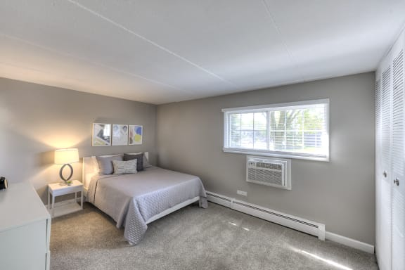 Bedroom Interior View at Axis at Westmont, Westmont, IL, 60059