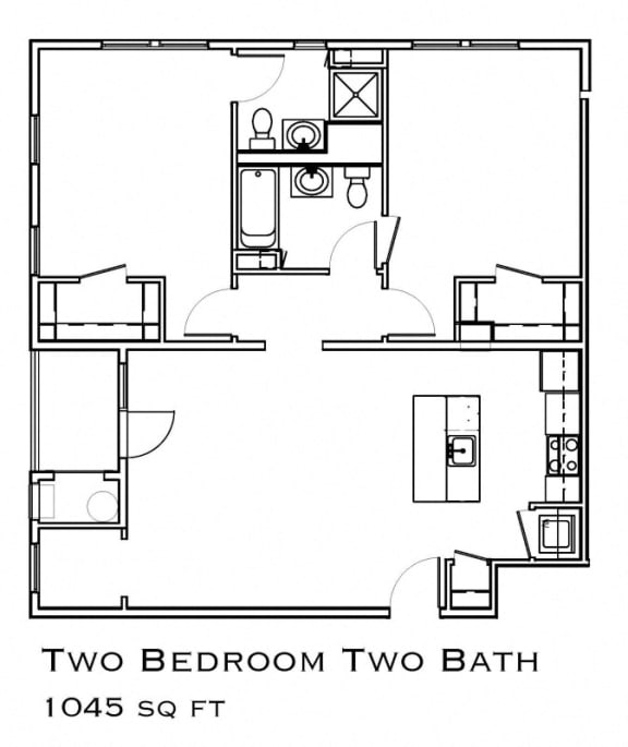 Rent a Two Bedroom in Weymouth Today