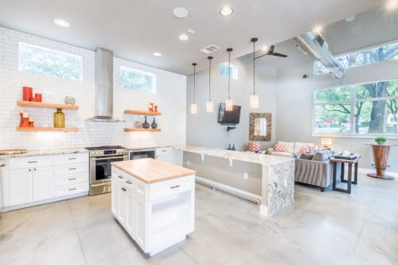 community kitchen north austin apartments