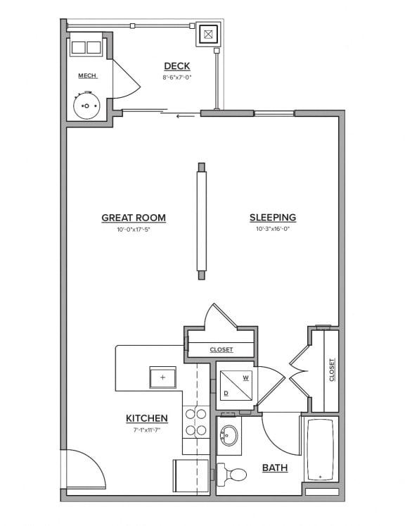 The Anderson Floorplan