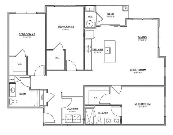 The Perry Floorplan