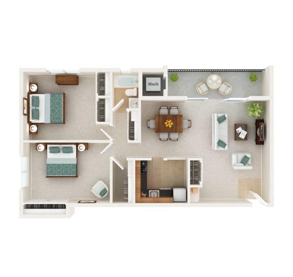 Floor Plan  Chesapeake