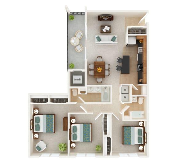 Floor Plan  Choptank