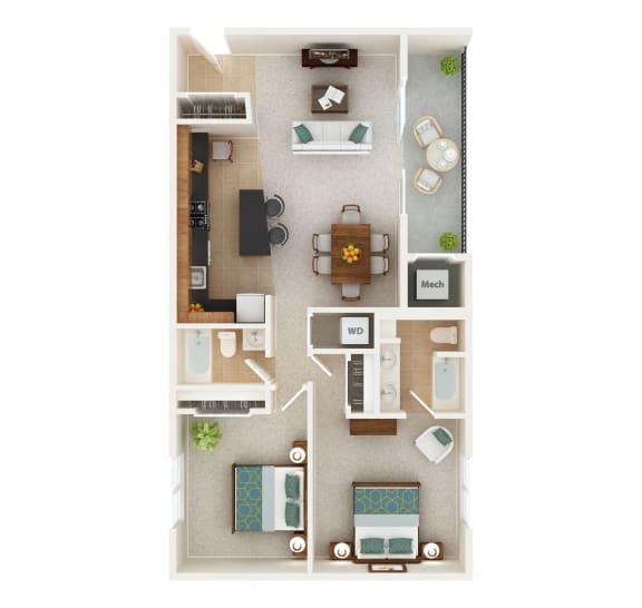 Floor Plan  Magothy