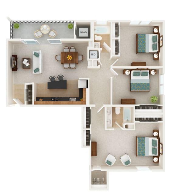 Floor Plan  Patuxent