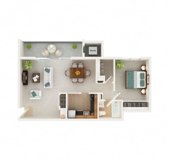 Floor Plan  Severn