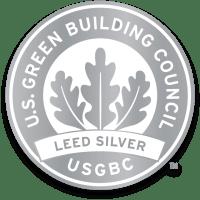 Leed Silver Seal Award