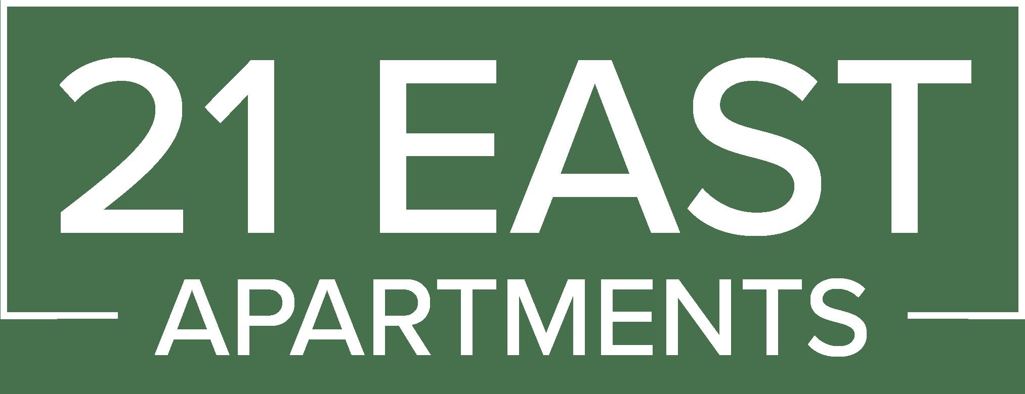 21 East Logo