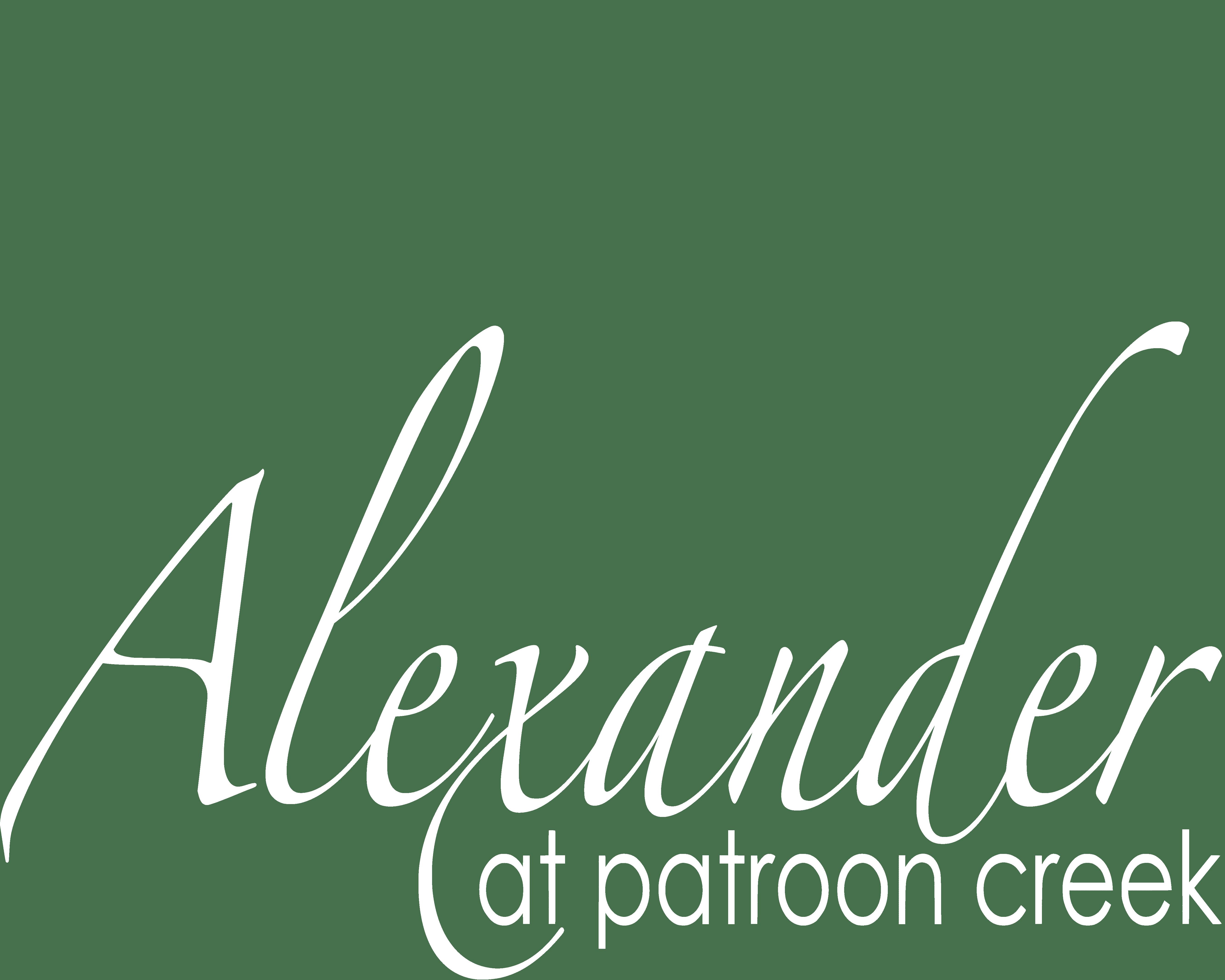 Alexander at Patroon Creek