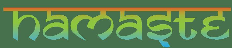 Namaste Logo Name