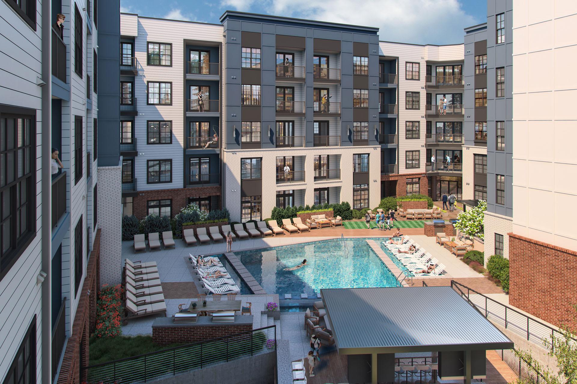 Midtown Nashville Apartments | Alta Foundry Apartments