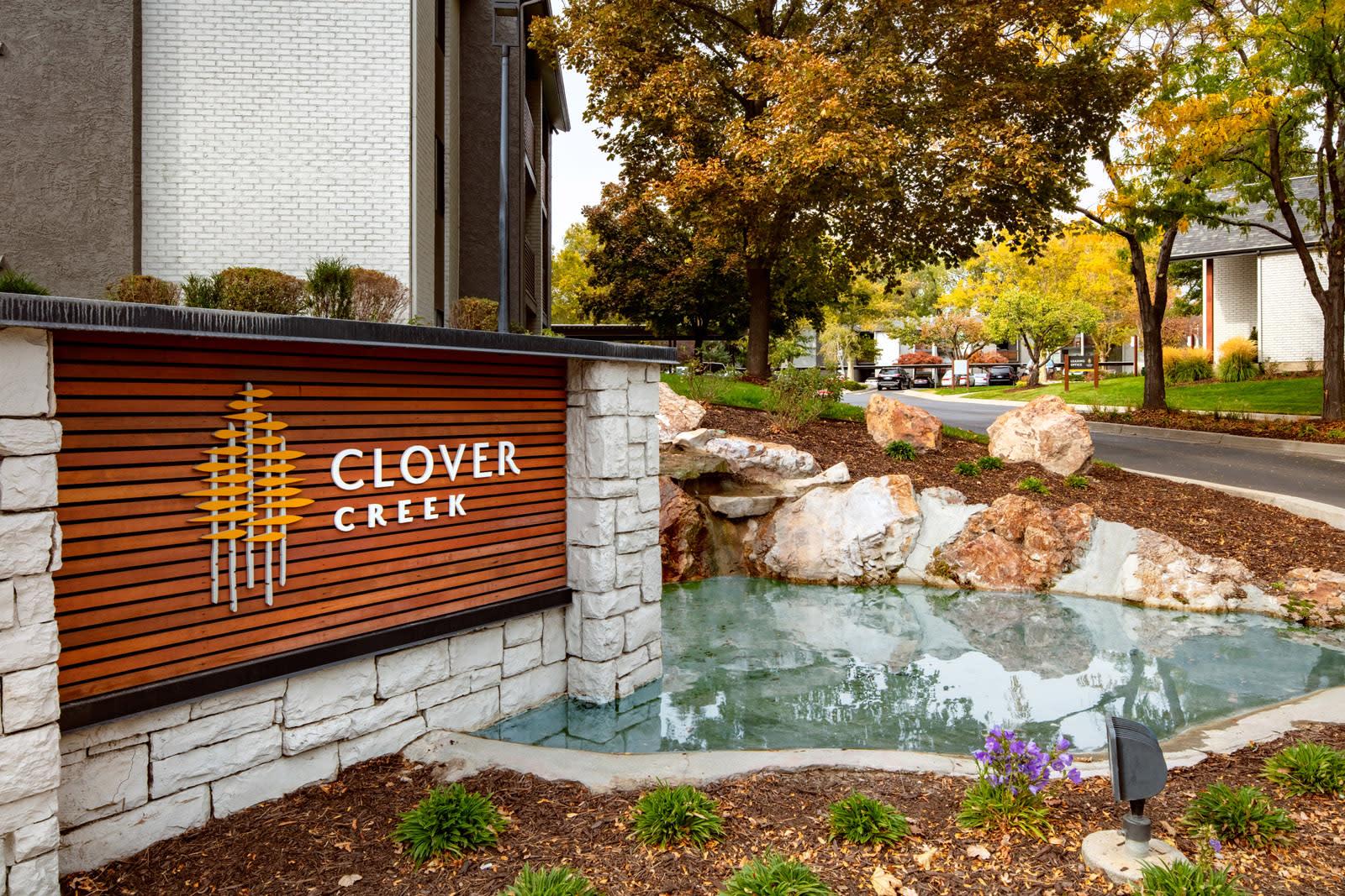 Clover Creek Apartments In Murray Ut