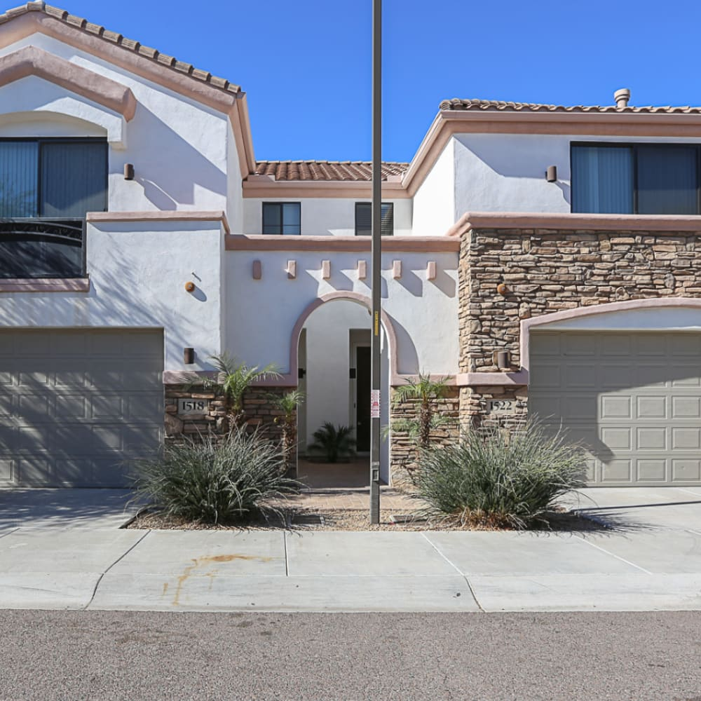 Exterior at Villa Contento Apartments in Scottsdale, AZ