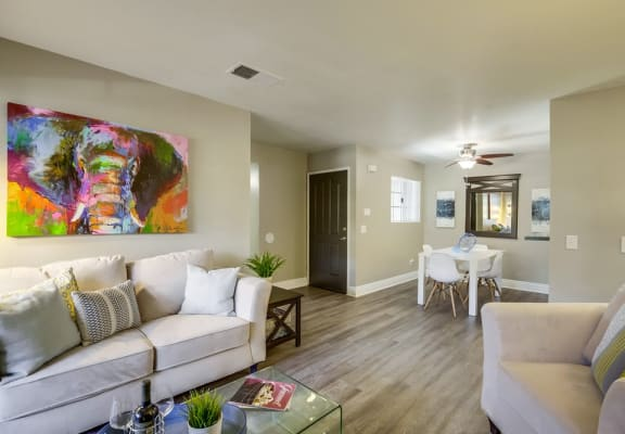 Open Concept Layouts At Vista Promenade Luxury Apartment Homes in Temecula, CA