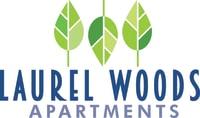 Logo at Laurel Woods Apartments, Greenville, SC, 29607