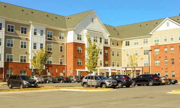 Bladensburg Commons Apartments In Bladensburg Md