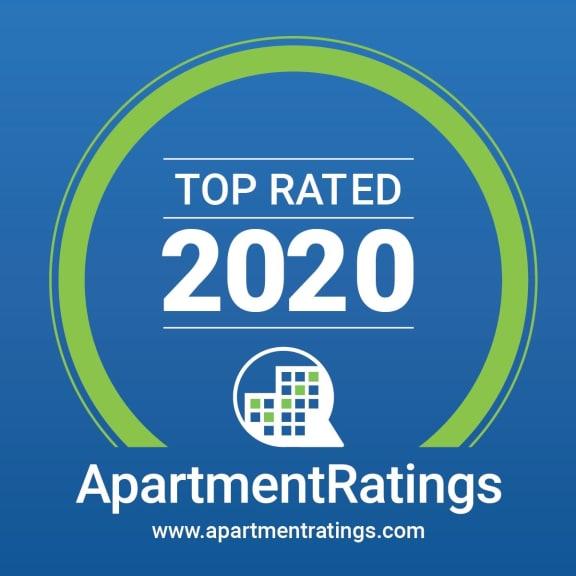 2020 Apartment Ratings Award