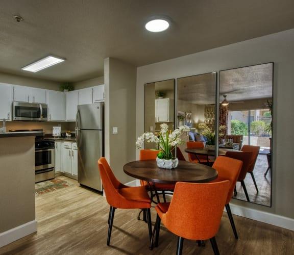 view of interior in apartment unit at tempe az