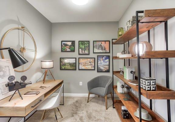 Separate Studies in Select Apartments at The Ridgewood by Windsor, Virginia, 22030