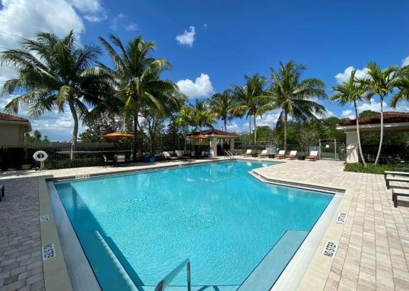 Pool Casa Brera Toscana Isles Lake Worth FL