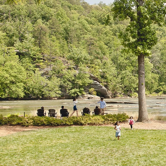 Walton on the Chattahoochee River Park, Atlanta GA