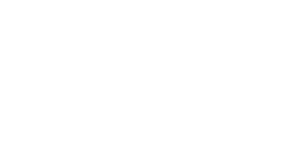 Reagan Crossing logo with three circles in white