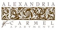 Logo at Alexandria of Carmel Apartments, Carmel