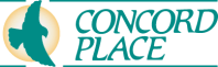 Logo for Concord Place Apartments, Michigan