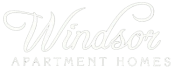 Windsor Apts logo l Windsor Apartments in Modesto