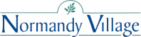 Logo for Normandy Village Apartments, Indiana