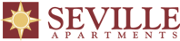 Logo for Seville Apartments, Michigan