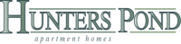 Property Logo for Hunters Pond Apartment Homes in Champaign, IL