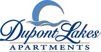 Logo for Dupont Lakes Apartments, Fort Wayne